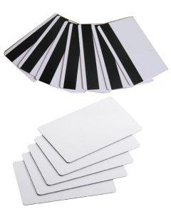 Là loại thẻ phôi nhựa được dập dải từ tính Thẻ màu trắng và chưa có bất kì nội dung gì Loại loại thẻ có thể đọc và ghi nhiều lần Chất liệu nhựa PVC cao cấp Liên hệ ngay để nhận nhiều ưu đãi