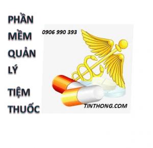 Phần mềm quản lý nhà thuốc  Hotline 0906990393