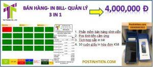 Mua số lượng lớn liên hệ giá tốt Hotline 0906990393  Combo bộ thiết bị bán hàng