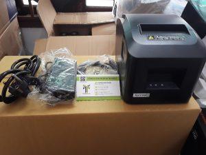 Hotline Đặt Hàng 0906990393 Máy In Hóa Đơn A160I (LAN+USB) là máy in bill 2 cổng được sử dụng rộng rải hiện nay